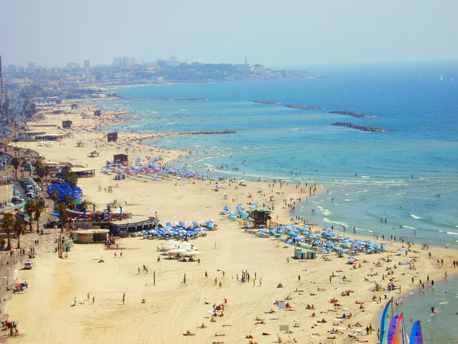Israel Seen Top Summer Attractions In Israel