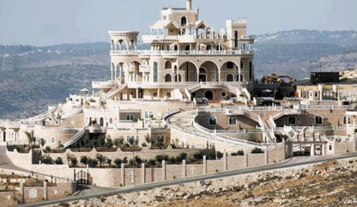 House of Palestinian businessman Mohamed Abdel-Hadi - See more at: http://jcpa.org/article/luxury-alongside-poverty-in-the-palestinian-authority/#Luxury_in_the_Palestinian_West_Bank_A_Photo_Album