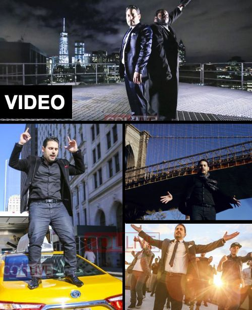 This is the hottest Israeli song - Gad Elbaz joins forces with American Hasidic rapper Nissim Black