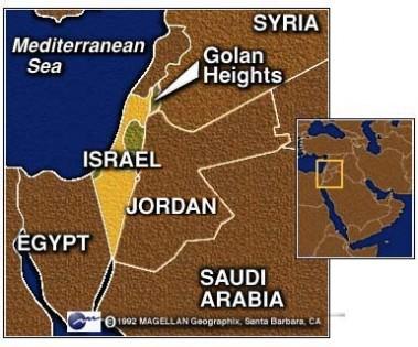 Steve Kramer - WHITHER THE GOLAN HEIGHTS?