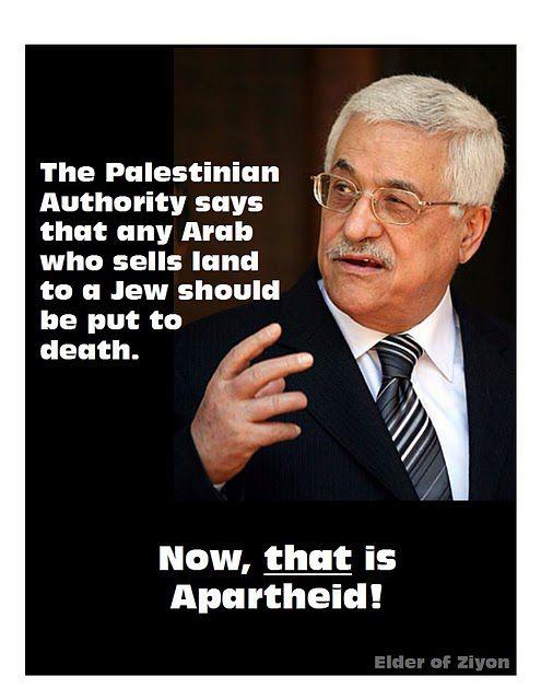 Apartheid-Palestinian-Authority
