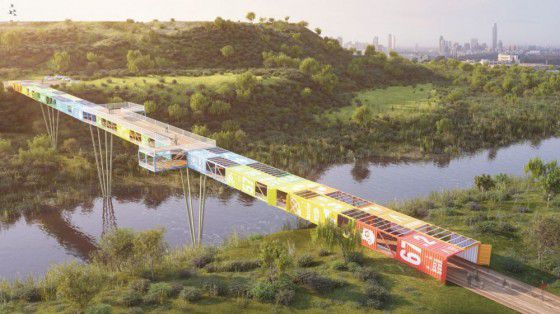 Econtainer-Bridge-by-Yoav-Messer-Architects-01-560x314