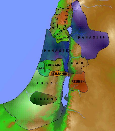 the lost tribes of israel claims The twe lve tribes according to the old testament jacob had twelve sons and at least one daughter by two wives and two concubines after the exodus from egypt under moses the jews under joshua conquered israel which was divided between the tribes.